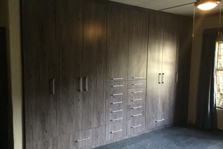 Built-In Cupboards