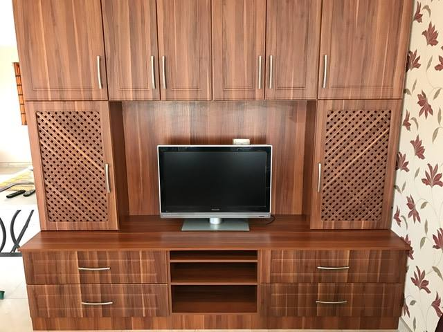 Entertainment centre cabinets
